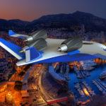 Starling Jet — гибридный бизнес-джет вертикального взлета и посадки