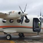 Tecnam поставил первый P2012 Traveller на Сейшелы