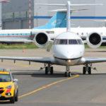 Парк деловых самолетов в РФ вырос