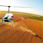 Вертолеты в сельском хозяйстве