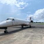 Vertis добавляет первый многоцелевой Embraer ERJ145